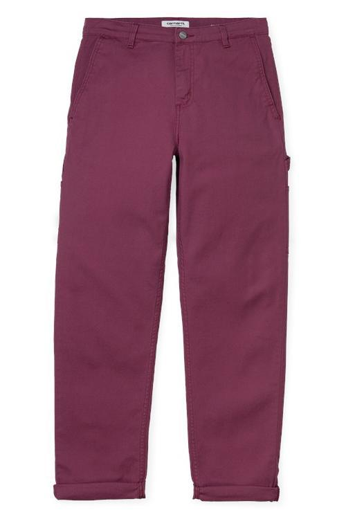 W Pierce Pant // Dusty Fushia