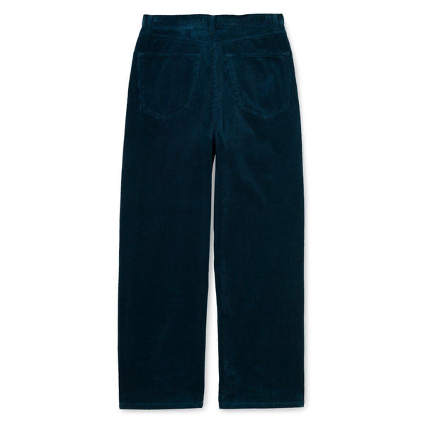 W Newport Pant // Coventry // Duck Blue