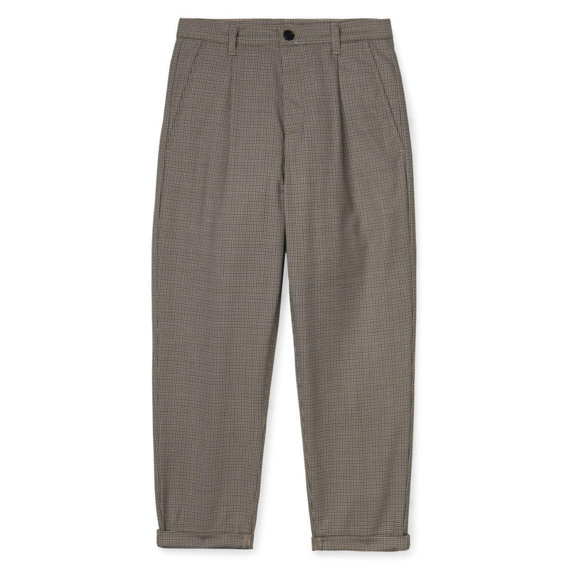 Dim Gray W Pullman Ankle Pant // Lewis Hondstoot/Hamilton Brown Pantalons Carhartt WIP