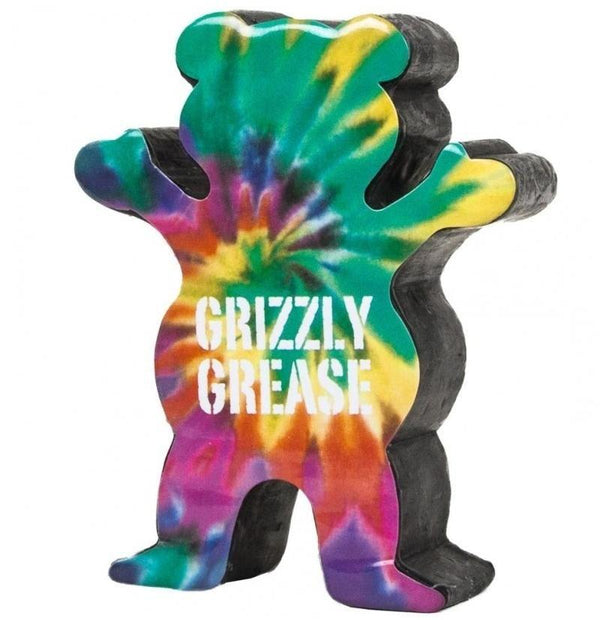 Wax Grizzly Grease