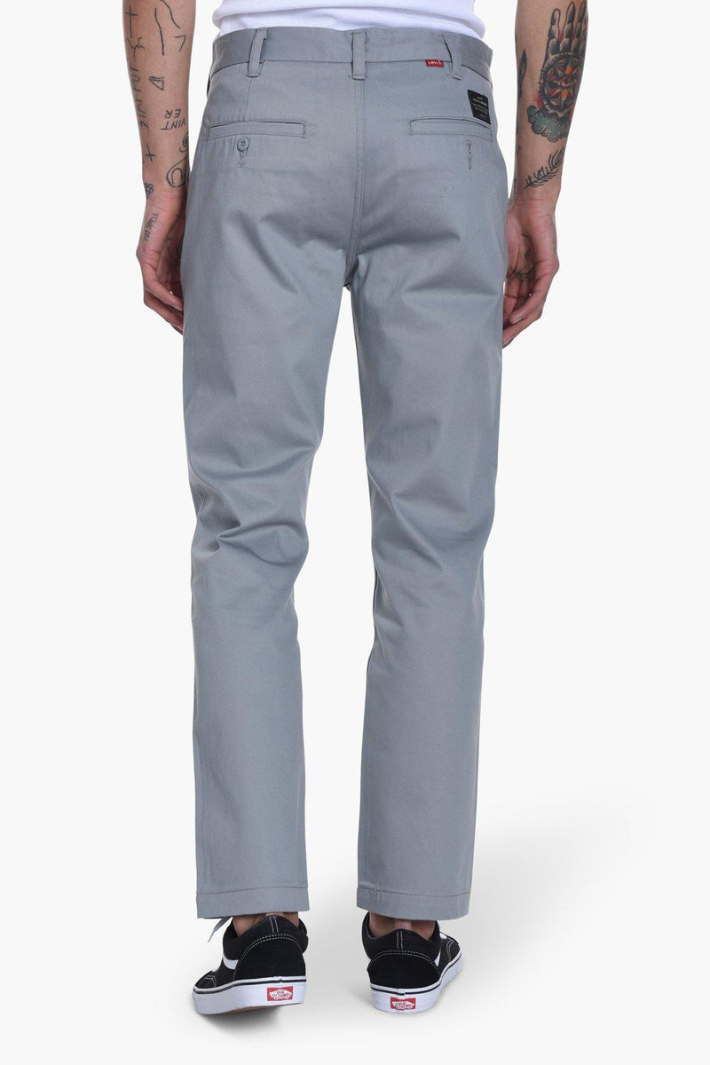Light Slate Gray Work Pant SE // Monument Pantalons Levis Skateboarding