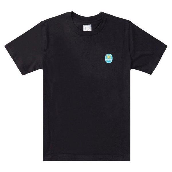 T-shirts - Dc shoes - Bananas SS Boy // Black - Stoemp