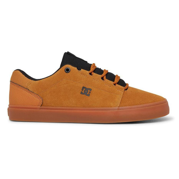 Chocolate Hyde // Wheat/Black Sneakers Dc shoes