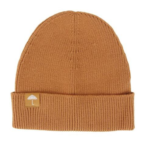 White Woola Beanie // Brown Bonnets Hélas