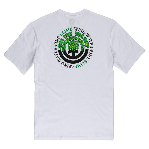 T-shirts - Element - Proton Seal SS // Ghostbusters x Element // Optic White - Stoemp