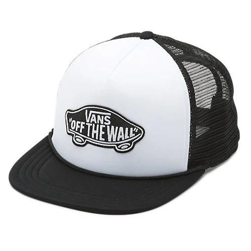 Light Gray Classic Patch Trucker // Black/White Casquettes & hats Vans