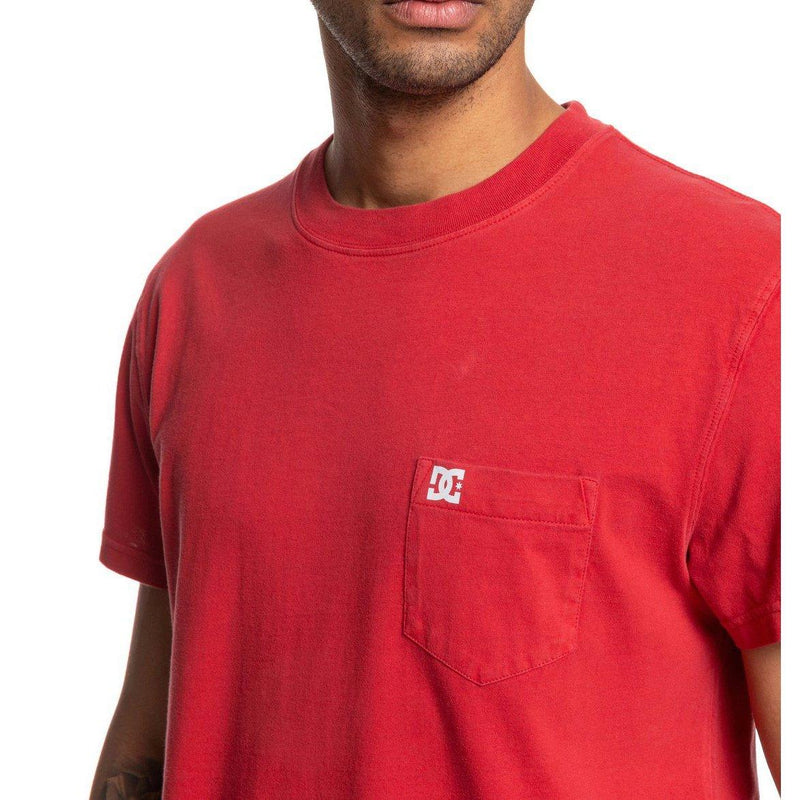 Dyed Pocket Crew // Chili Pepper