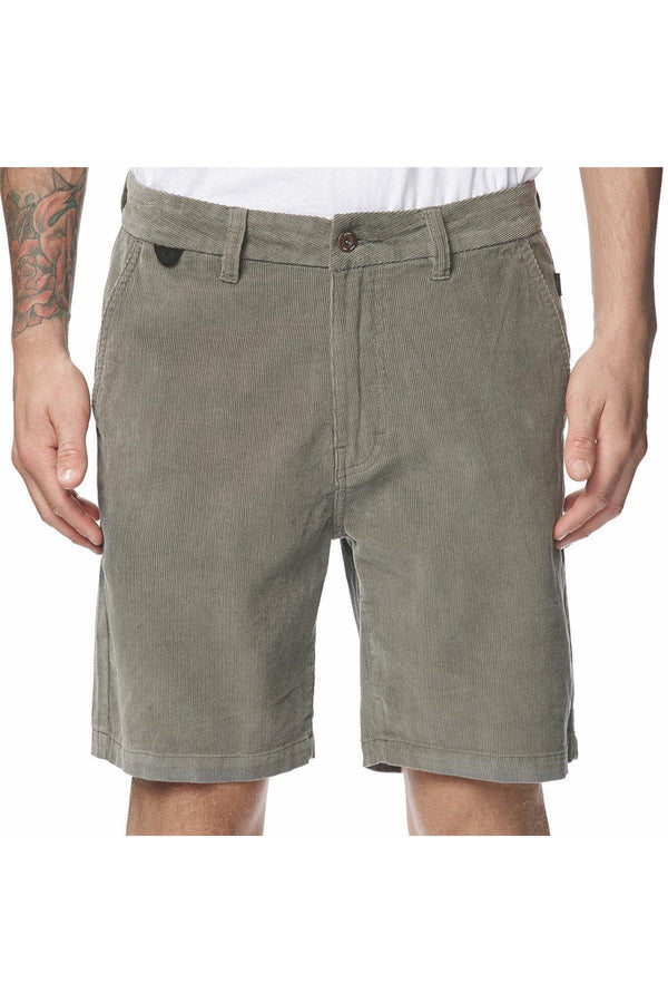 Dion Agius Workwear Short // Cement