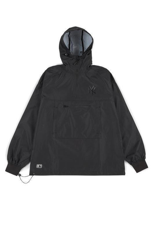 Dark Slate Gray City Stealth Smock // New York Yankees // Black Vestes New Era
