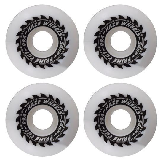 Gray Prime Cut // 99a // 52mm Roues Haze Wheels