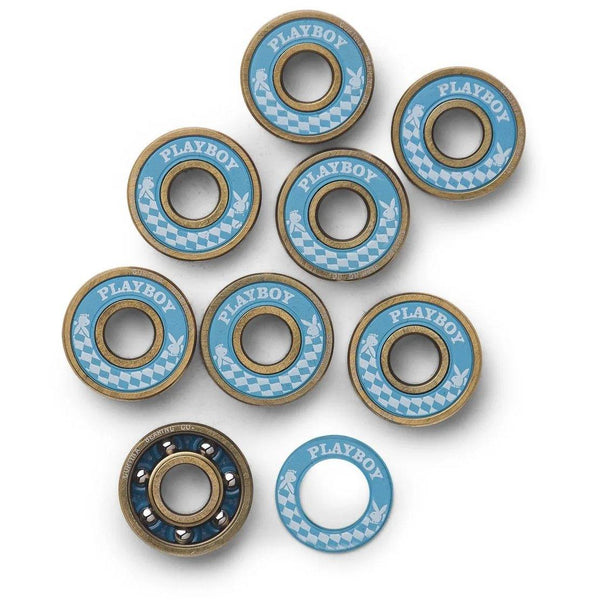 Cortina Bearing // Elijak Berle Playboy Pro // Gold