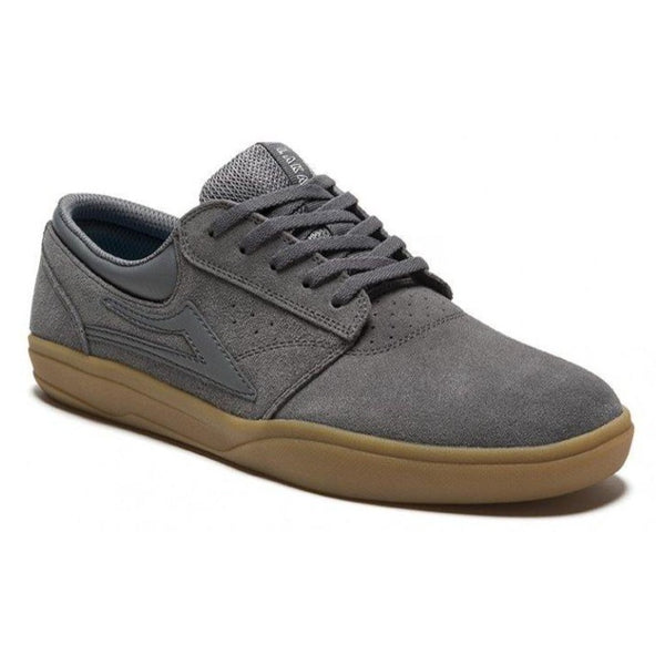 Dim Gray Griffin XLK // Grey/Gum Sneakers Lakai