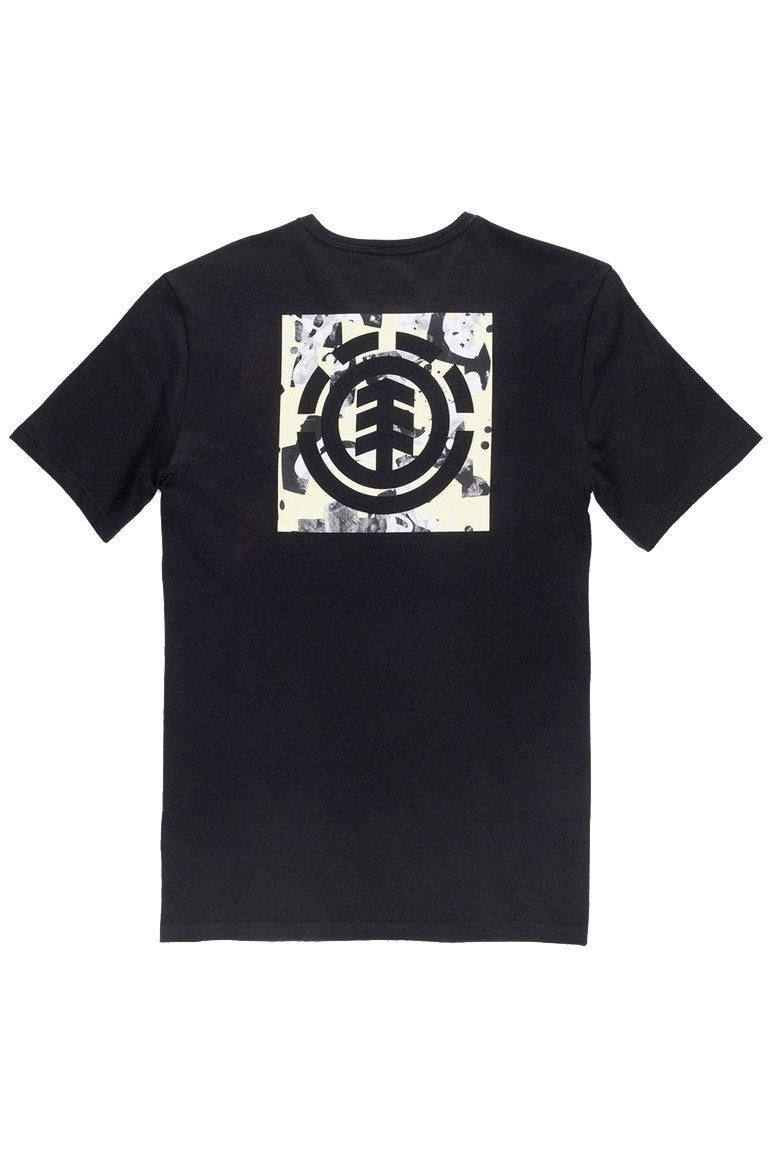 Black Shapes SS // Off Black T-shirts Element