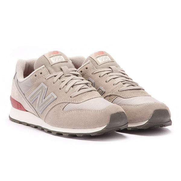 Gray WR996 // CCB Grey/Red Sneakers New Balance