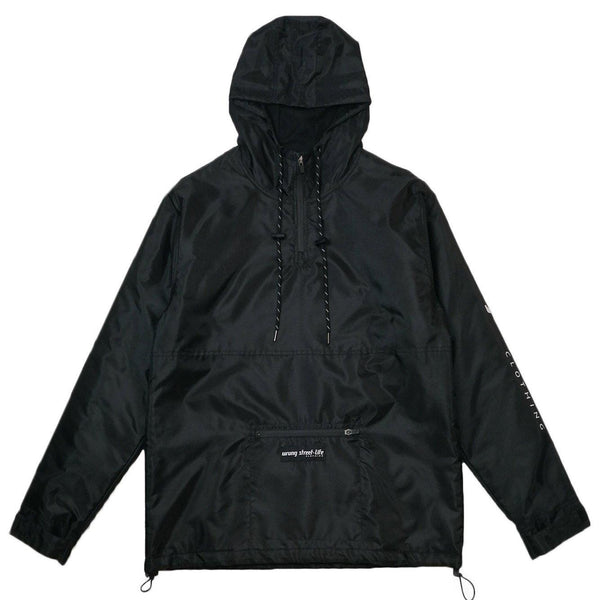 Lemar Windbreaker // Black