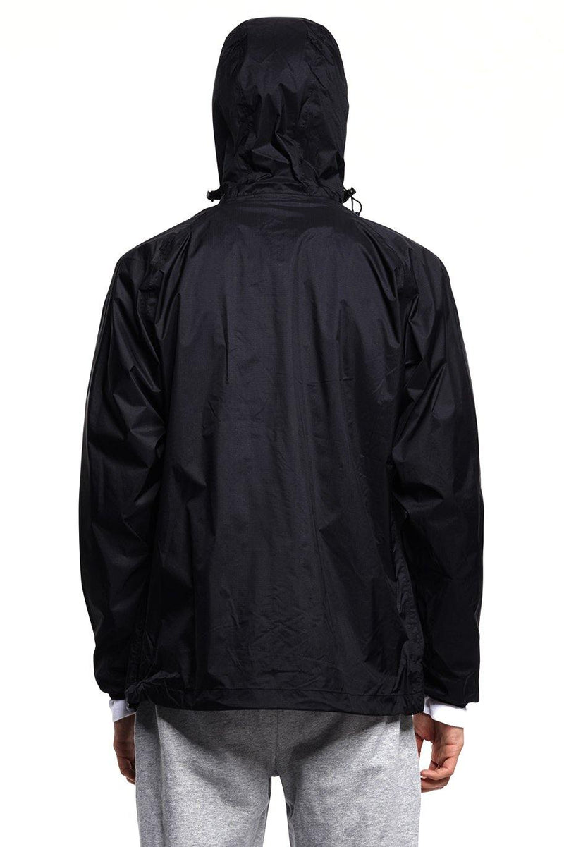 Black Travelshell Jacket // Black Vestes Penfield