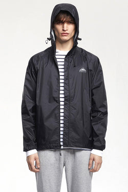 White Smoke Travelshell Jacket // Black Vestes Penfield