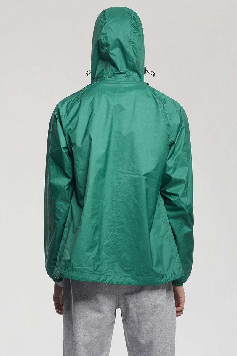 Sea Green Travelshell Jacket // Green Vestes Penfield