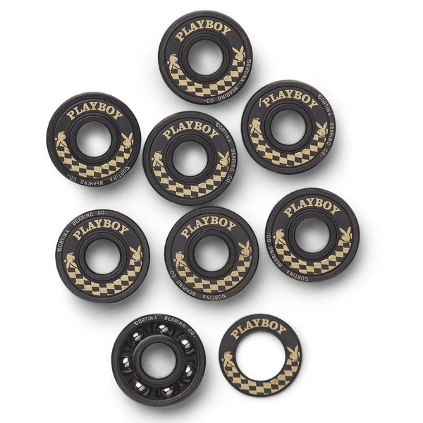 Cortina Bearing // Kyle Walker Playboy Pro // Black Finish
