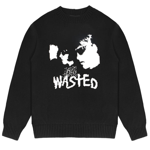 Sweater Youth // Black