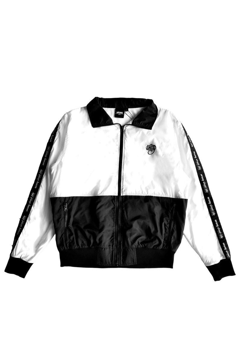 Slam Track Jacket  // White