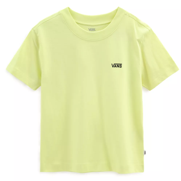 Junior V Boxy // Sunny Lime