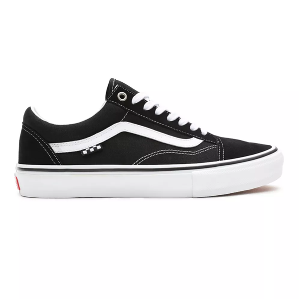 Skate Old Skool // Black/White