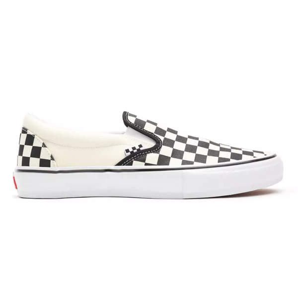 Skate Slip-On // Checkerboard