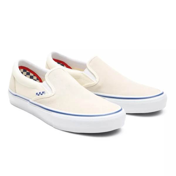 Skate Slip-On // Off White