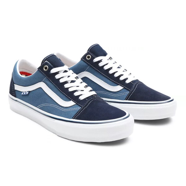 Skate Old Skool // Navy/White