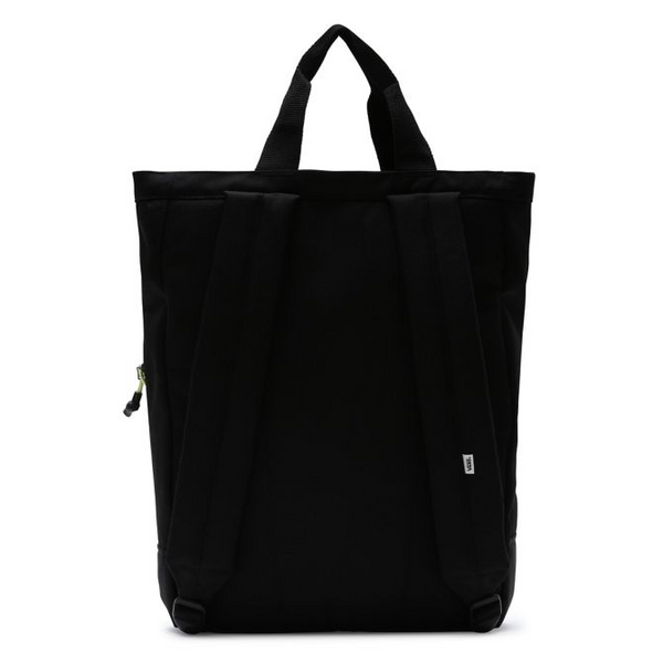 Prospector Tote Backpack // Black