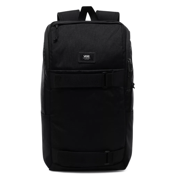 Black Obstacle Backpack // 23L // Back Ripstop Sacs Vans