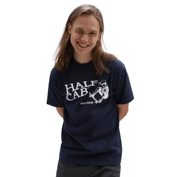 Black Boys Vans Classic LS Tee // Black/White T-shirts Vans