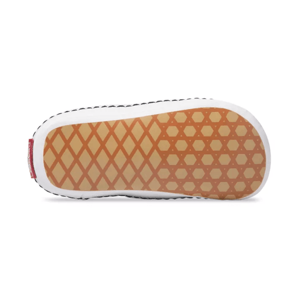 Dark Orange Simpsons Family Hoodie // (The Simpsons) Family White Sweats à capuche Vans