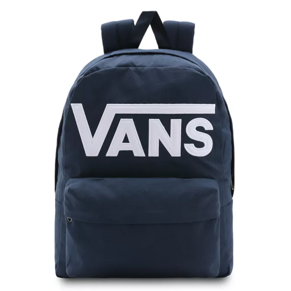 Old Skool III backpack // 22L // Dress Blues/White