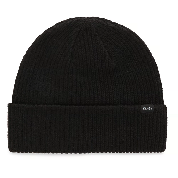 Core Basic Beanie // Black