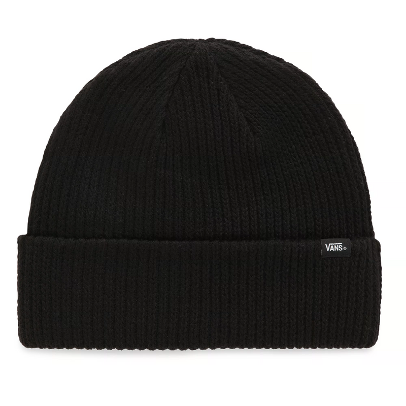 Bonnets - Vans - Core Basic Beanie // Black - Stoemp