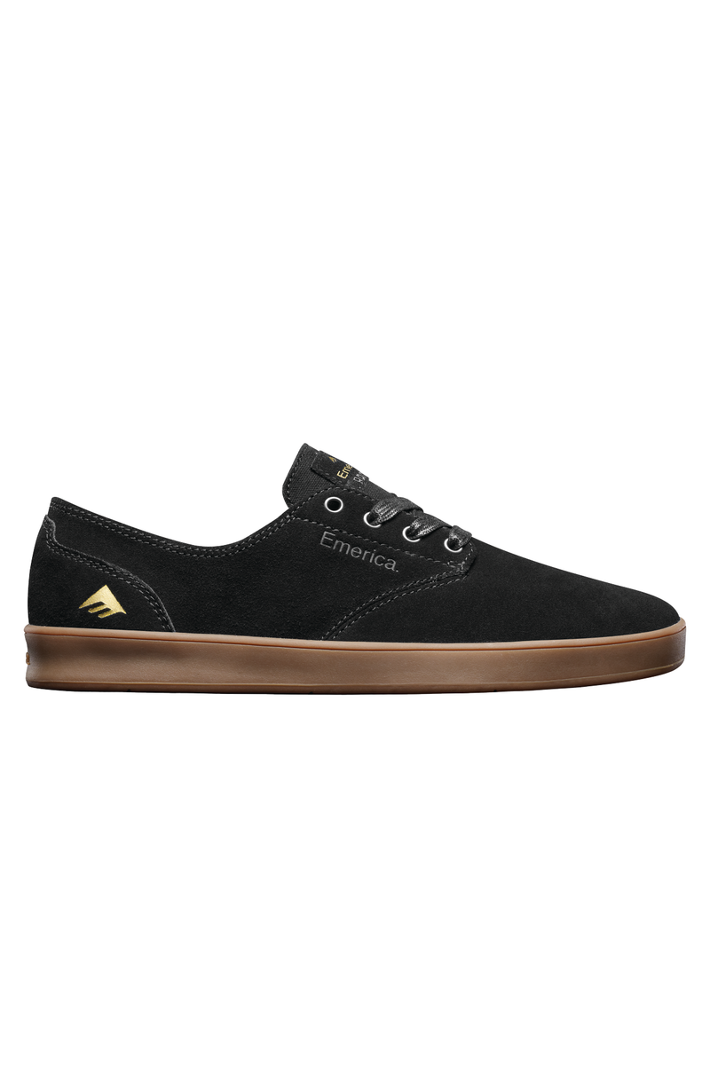 The Romero Laced // Black/Gum