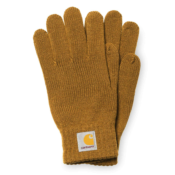 Sienna Watch Gloves // Hamilton Brown Gants Carhartt WIP