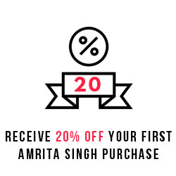 Amrita Singh Jewelry 20% Off Coupon