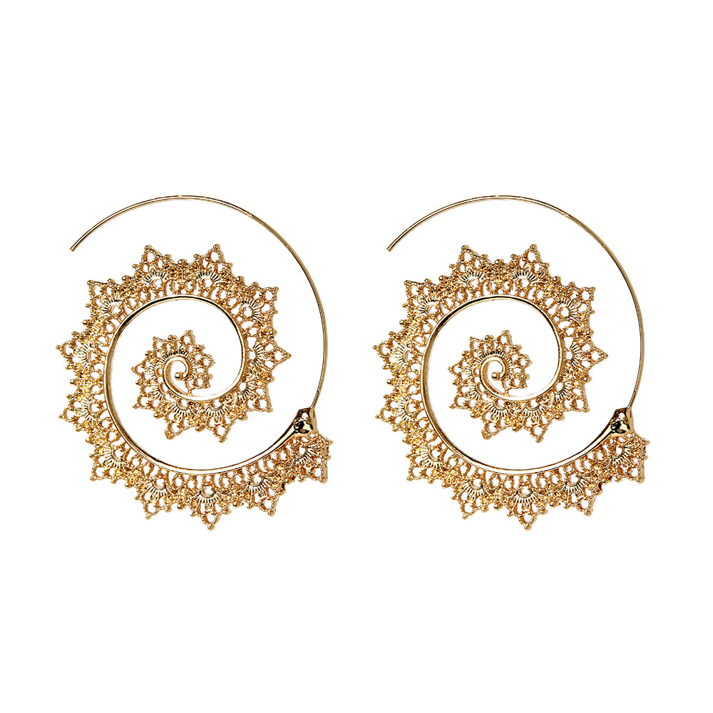 Aria Hoop Earrings