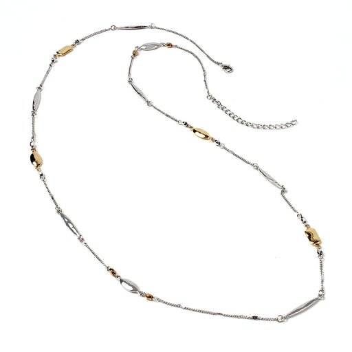Silver/Gold Necklace