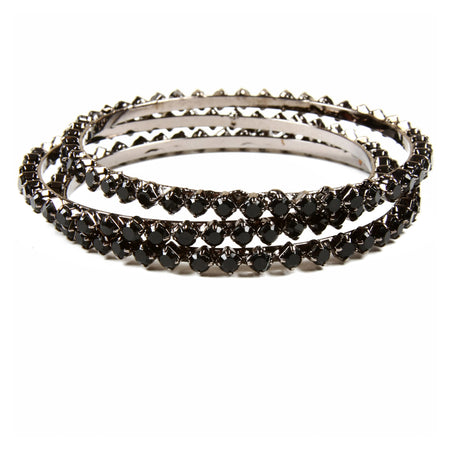 Gunmetal Bangle