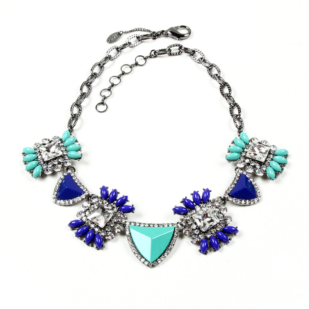Turq/Blue Necklace