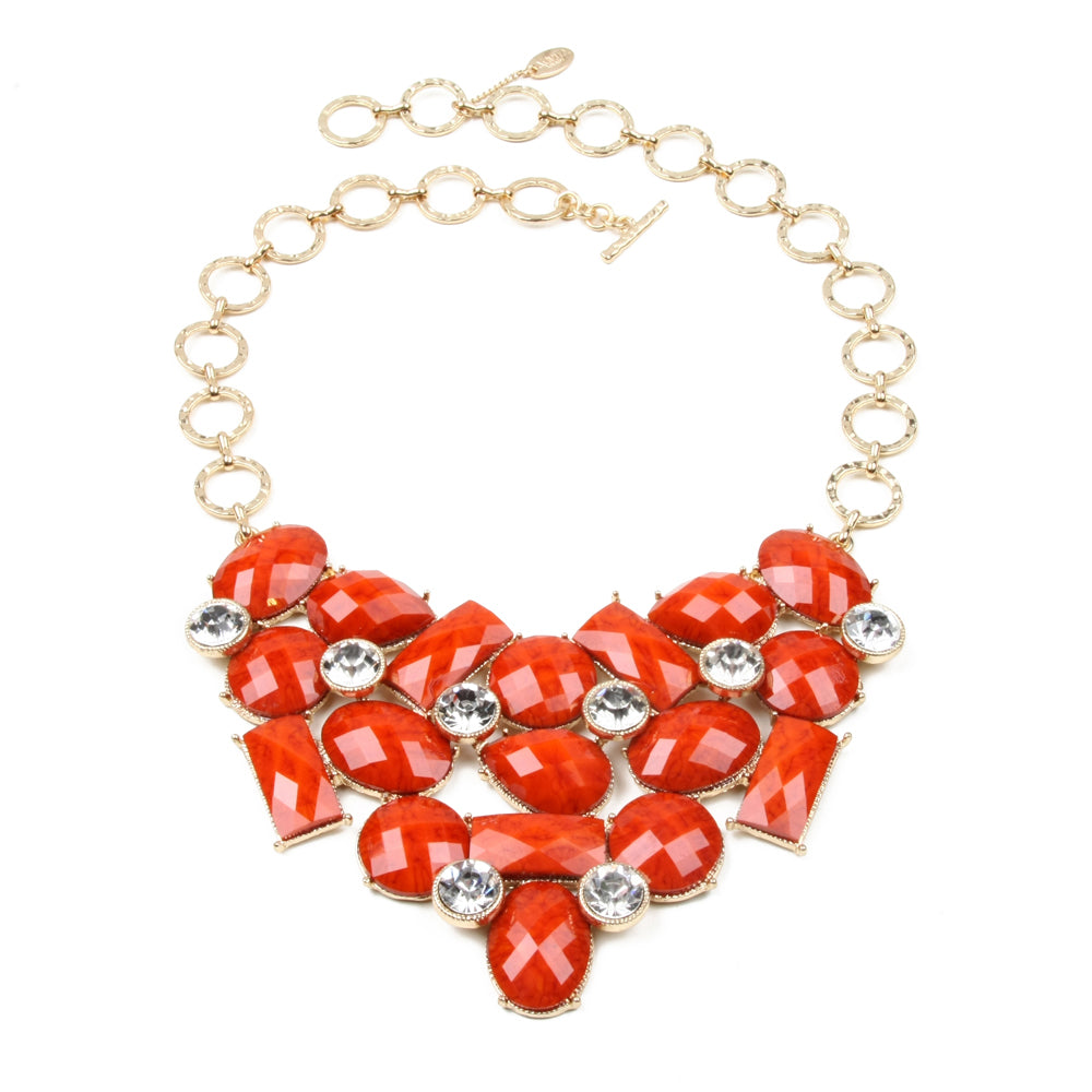 Coral Necklace