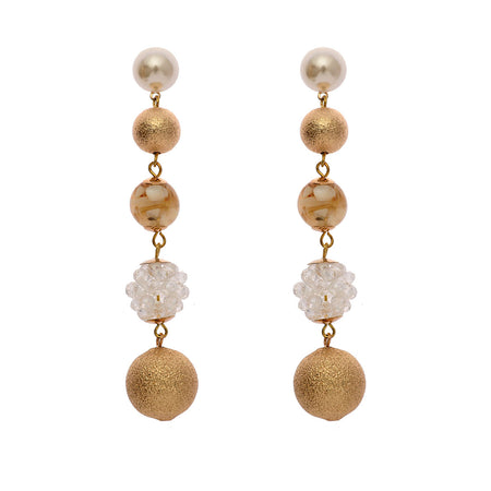 Ball Drop Earring