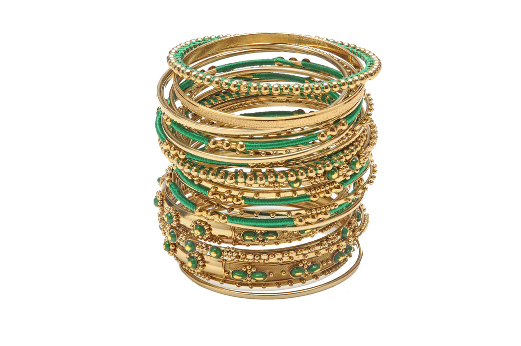 Ashwarya Bangle Set
