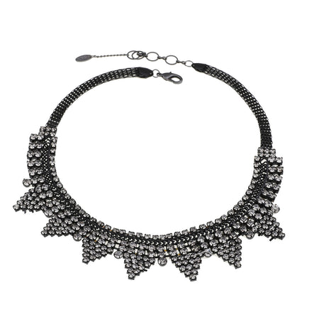 Kristy Bib Necklace