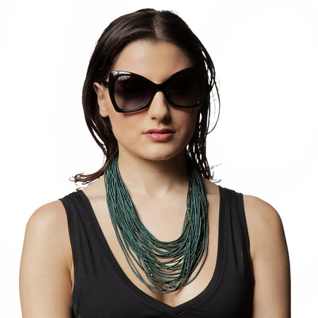 Lyrica Multi-strand Necklace