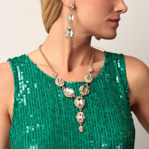 Katherine Sparkling 2-Pc Jewelry Set — $135 VALUE